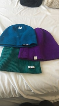 4ae641788c7 Used 3 for 1 beanies! for sale in Breckenridge - letgo