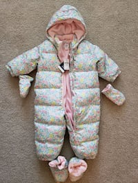 Baby ColdControl Ultra Max Down Snowsuit 18-24 mon Jersey City, 07310