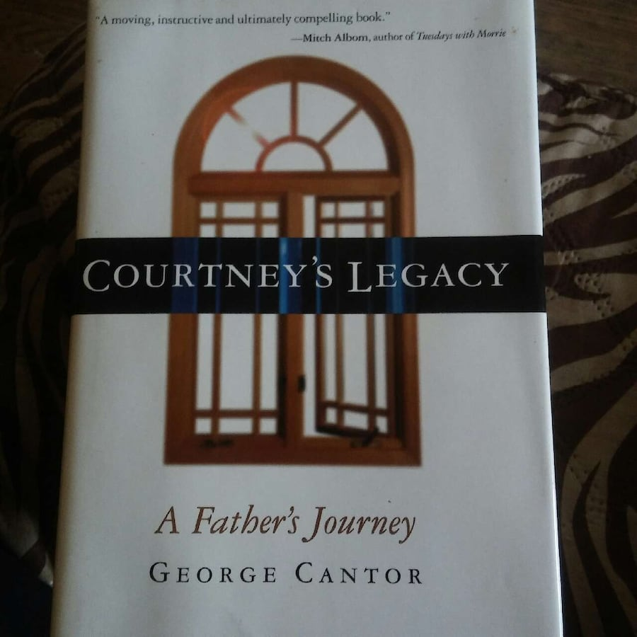 A father's Journey by Courtney Legacy