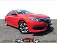 Honda Civic Sedan 2017 Arlington