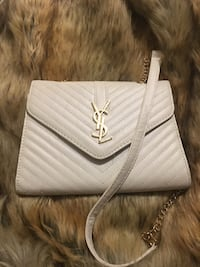 Inspired white ysl bag  Niagara Falls, L2E 1N5