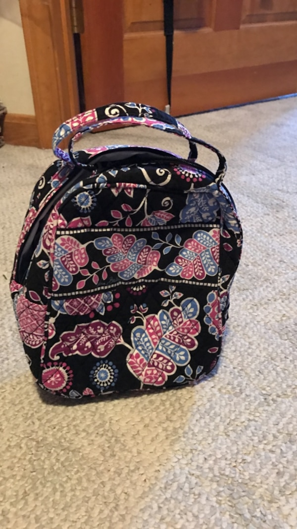 f1144ce19855 Used Alpine floral Vera Bradley Lunch Box for sale in Scarborough ...
