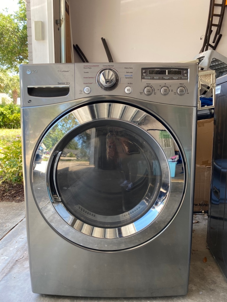 Photo Great washer and dryer set!