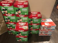Assorted plastic toy boxes lot Trophy Club, 76262