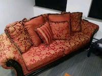 Red Upholstery Sofa Des Moines, 50309