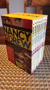Ultimate Nancy Drew Collection #1 (8 Stories) Calgary, T3H 5T6