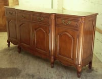 "#17336 Bodart French Cherry 73"" Buffet - $125 Oakland, 94610"