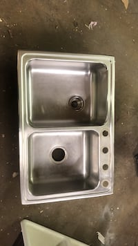 stainless steel sink with faucet Lynchburg, 24504