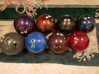 Ten pin bowling equipment  Moncton, E1G 4T5