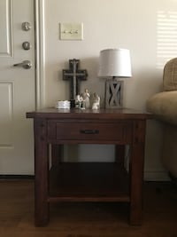 Matching World Market coffee & end table Converse, 78109