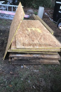 "1/2 "" osb and sheet plywood"