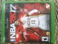 NBA2k17 for Xbox One  Clinton, 37716
