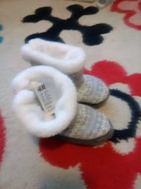 Unused Winter baby shoes Sogn, 0864