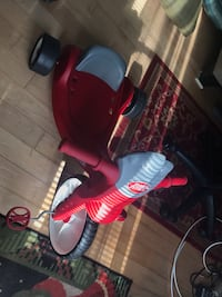 Toddler's red and grey trike Manassas, 20110