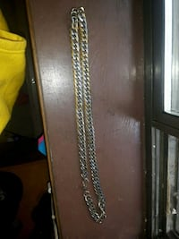 Gold and Italian silver necklace Chilliwack, V2P