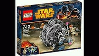 LEGO Star Wars 75040 General Griveous Wheel Bike