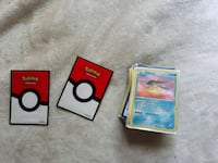Deck of pokemon cards Payette, 83661