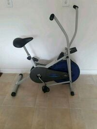 black and gray stationary bike Holly Springs, 27540