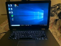 Dell laptop 2 in 1 touch screen  43 km