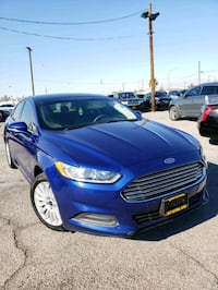 Ford - Fusion - 2014