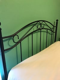 Mattress and bed rail