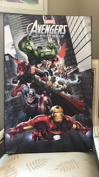 Avengers painting Brentwood, 37027