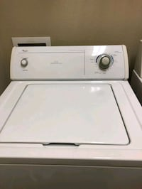 white top-load clothes washer Brooklet, 30415