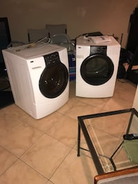 Ken more washer  and gas dryer
