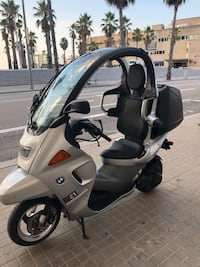 MOTO BMW C1 200 EXECUTIVE  [TL_HIDDEN]  kms Barcelona, 08011
