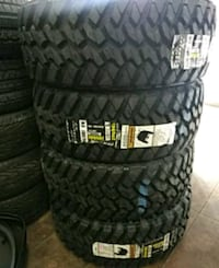 315/70/17 Nitto trail grappler brand new Barrie