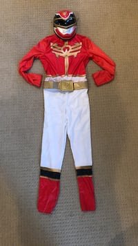 Power Rangers Megaforce costume. Comes with belt and mask Edmonton, T6R 0B1