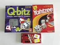 3 board games for $20 Gainesville, 20155