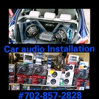 Car audio stereo amp sub package deals