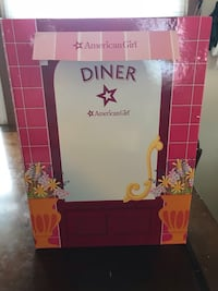 American Girl Diner & Boutique  Watertown, 53094