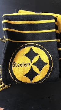 Pittsburgh Steelers Scarf Asphodel-Norwood, K0L 2V0