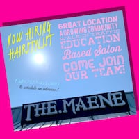 Hair styling Virginia Beach