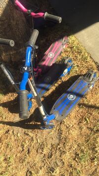 blue and black Razor kick scooter South Gate, 90280