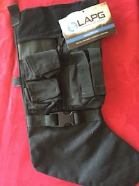 """TACTICAL VEST STOCKING (NEW with tags): 16.25"""" tall x 8"""" wide Port Saint Lucie, 34986"""
