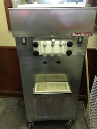 Stainless steel ice cream maker Metairie, 70003