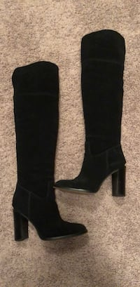 michael kors suede boots size 5 1/2 Linganore, 21774