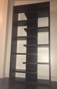 Tall Bookcase or Bookshelf with 5 Shelves Los Angeles, 90019