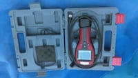 gray and red corded power tool with case Los Angeles, 90744