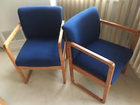 2 Chairs for $10 - good condition  Vaughan, L4L 7G4