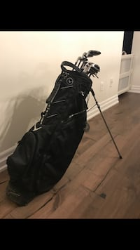 Golf Clubs & Bag. Left Handed  Pickering, L1W 2R5