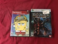 2 video games