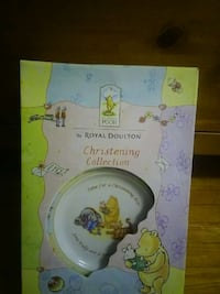 Classic Pooh by Royal Doulton christening collection pack Markham