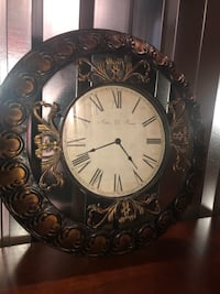 From MICHAEL'S Home Store - Metal wall clock Knoxville, 37932