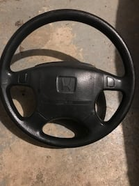 Civic steering wheel
