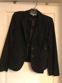 Blazer black with brown patches Laval, H7W 0E9