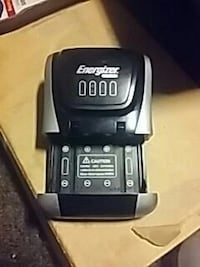 black and silver Energizer battery charger Spokane, 99207